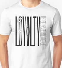 Loyalty - values for eternity Slim Fit T-Shirt