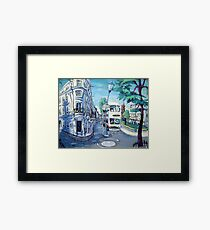 The Parade, Leamington Spa Framed Print