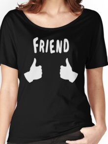 The Inbetweeners - Friend Women's Relaxed Fit T-Shirt