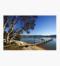 Merimbula Lake Photographic Print