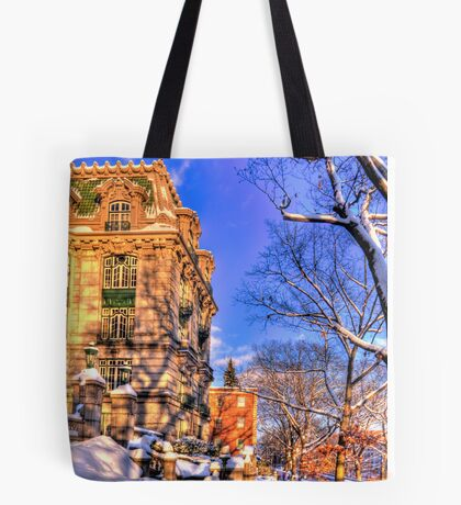 Just another winter day! Tote Bag