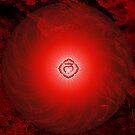 Base Chakra ~ Red ~ Mulahadra ~ Male by JuliaKHarwood
