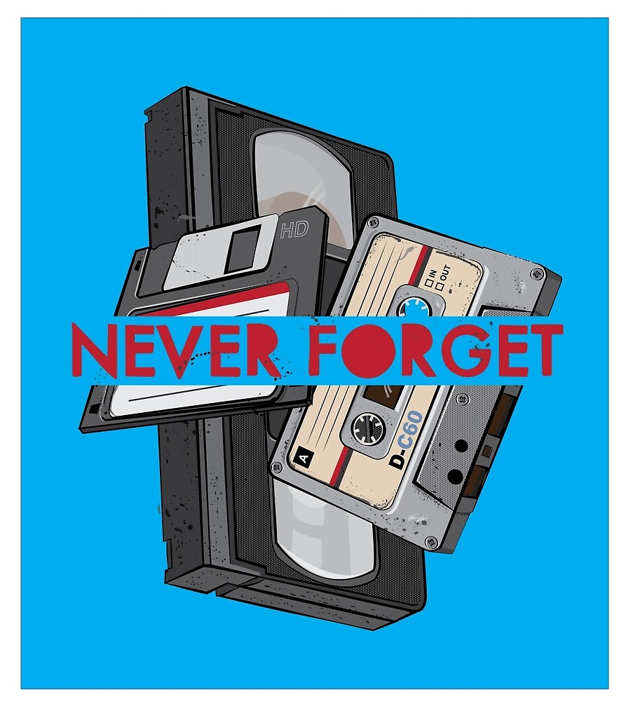 Never Forget - 1 by rfosterdesign