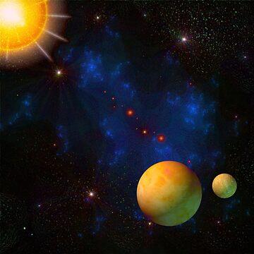 celestial spaces by dragonassbabe
