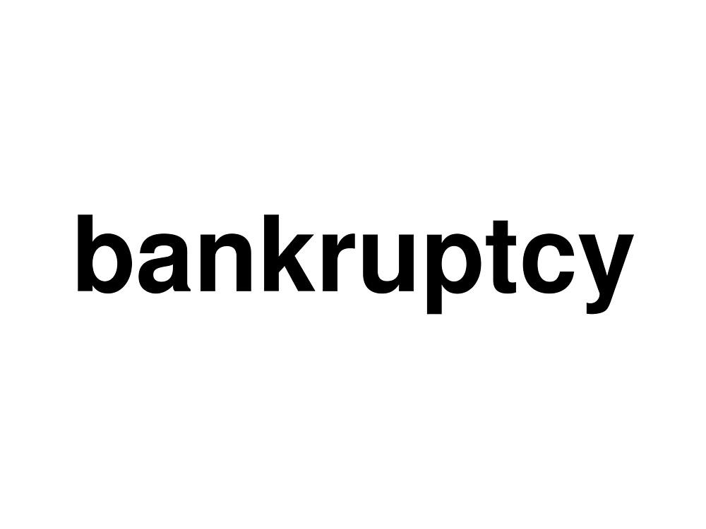 bankruptcy by ninov94