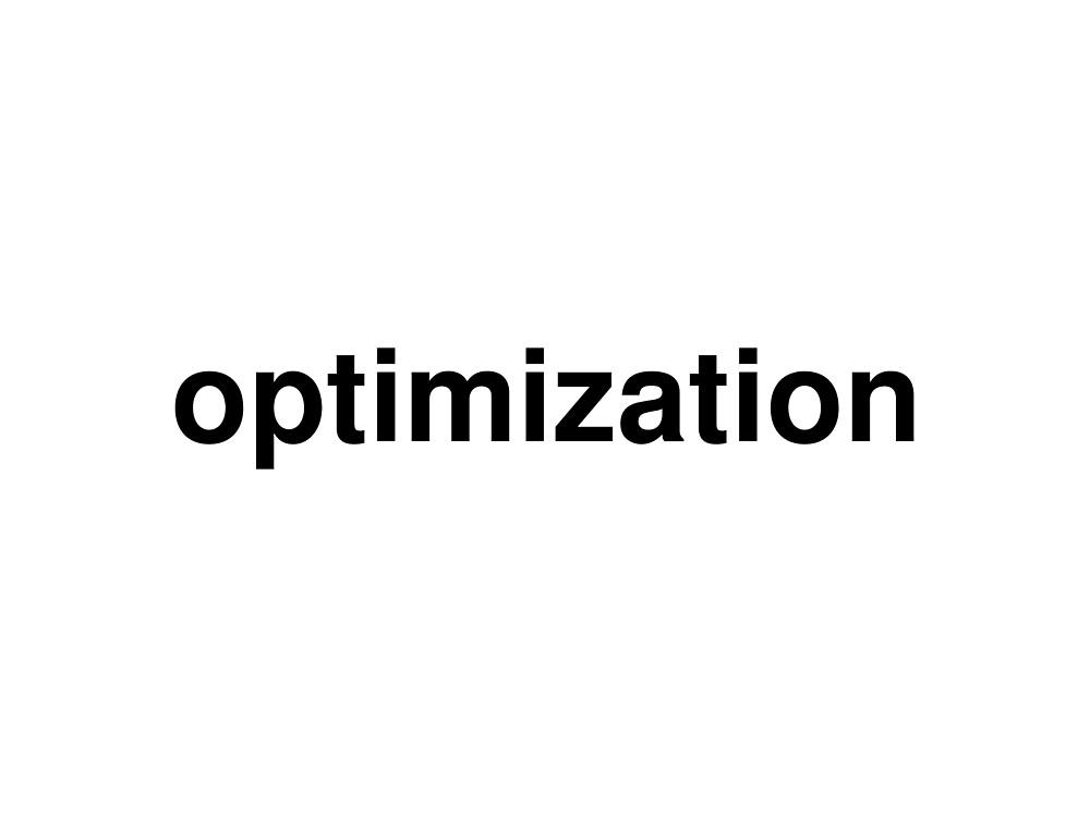 optimization by ninov94