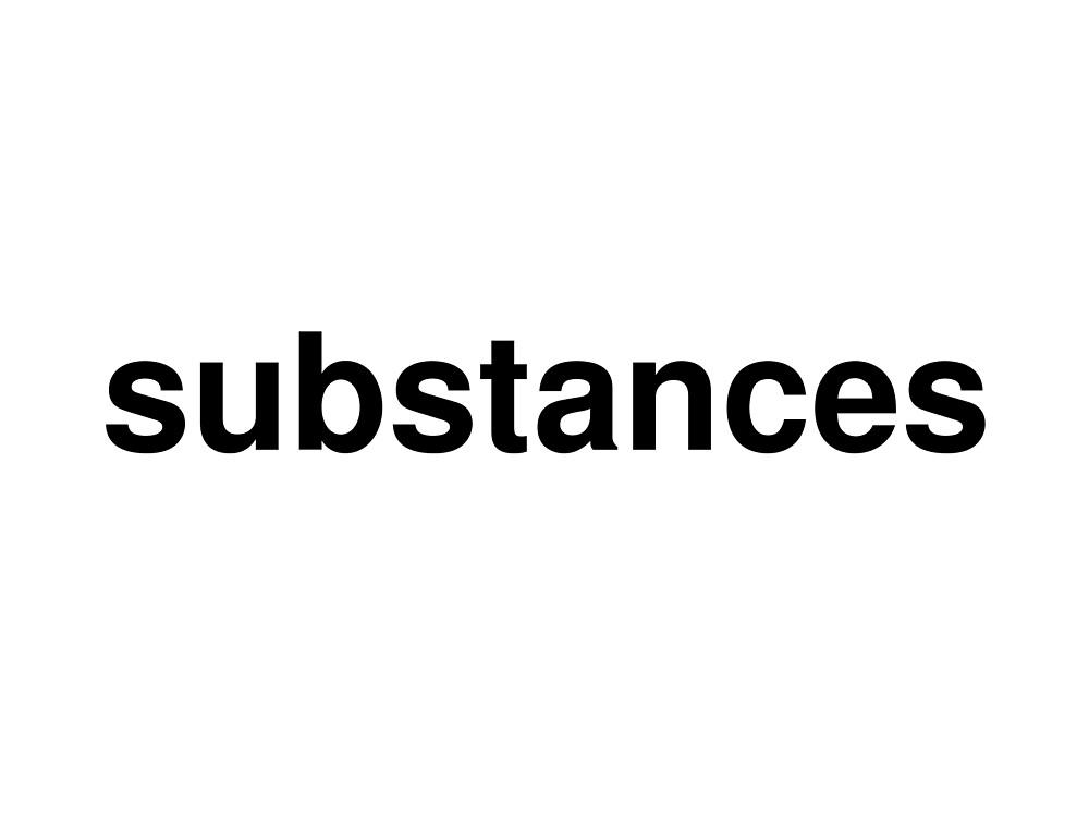substances by ninov94