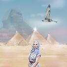Tara in Egypt by MarleyArt123