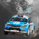 Skoda Comics by roccoyou