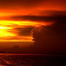 The Final Sky as the World Dies by petersargison