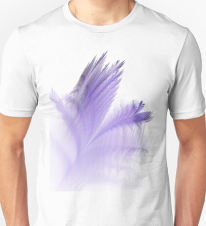 PURPLE FEATHERS # 3 T-Shirt