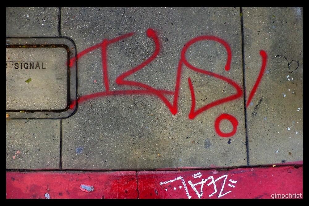 Venice Beach Bus Stoppin' by gimpchrist