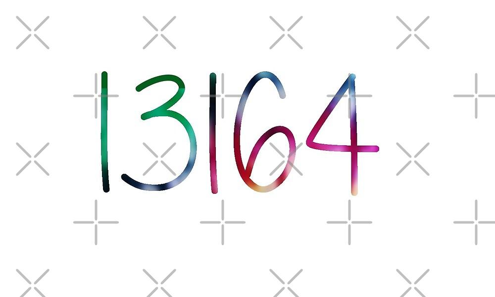 13164 Tie Dye by HannnahFraymann