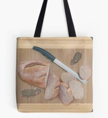 The Uninvited Guests Tote Bag
