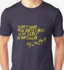 Izaya loves you. T-Shirt