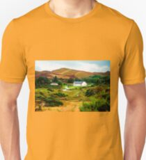 Country Road - Lochaber - Scotland T-Shirt