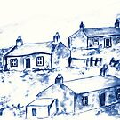 old deserted welsh cottages ..... by philsart