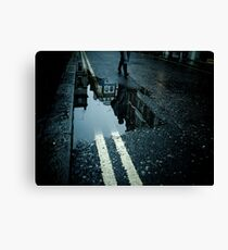 another  time for reflection Canvas Print