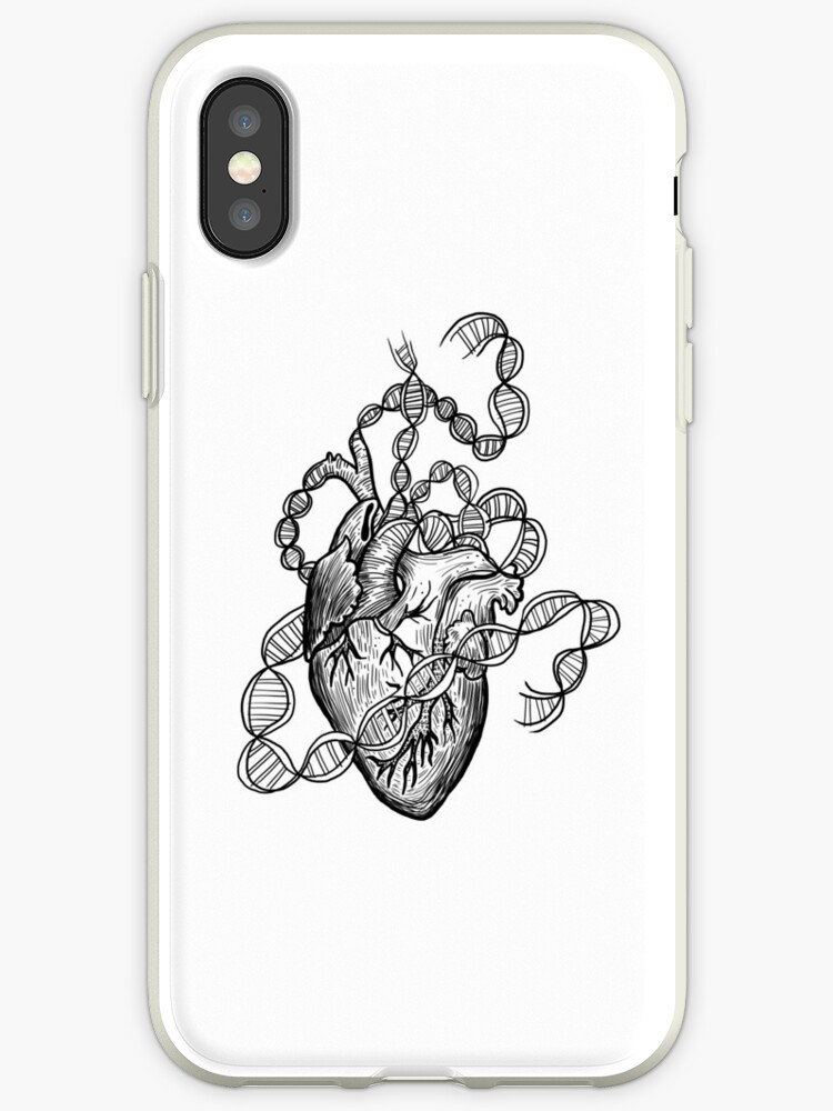 Anatomical DNA Heart by christinel