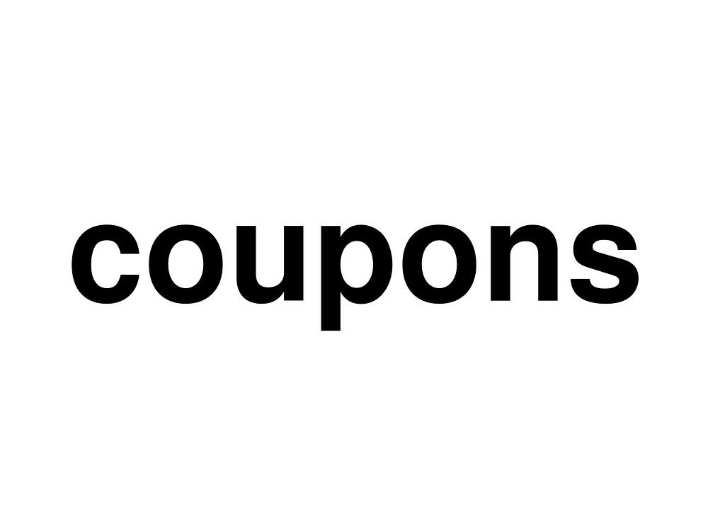 coupons by ninov94