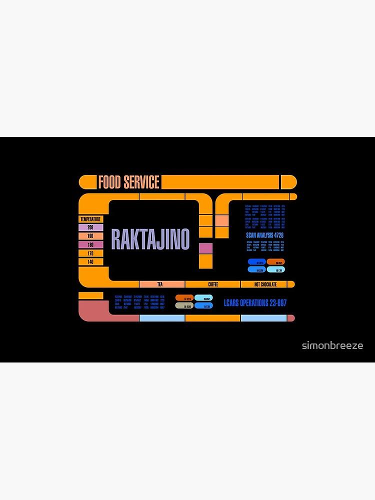 Captains Drink Raktajino by simonbreeze
