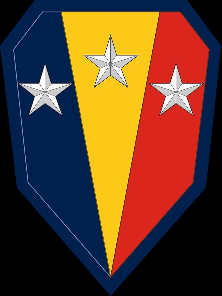 "50th Infantry Brigade Combat Team ""Jersey Blues"" (United States) by wordwidesymbols"