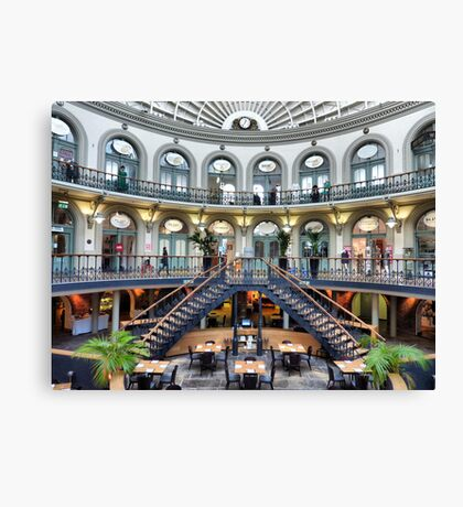 On the Higher Level. Canvas Print