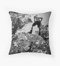 The Swabian Throw Pillow