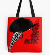 Janet Jackson Poetic Justice Tote Bag