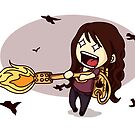 The Bird Flamer by Katie (Pockaru)