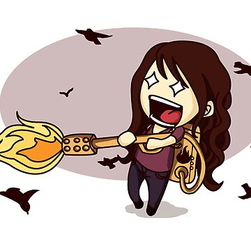 The Bird Flamer by twilightmoon