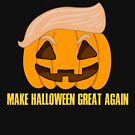 Trumpkin Design Gift For Halloween - Funny And Cute Halloween Design by funnyguy