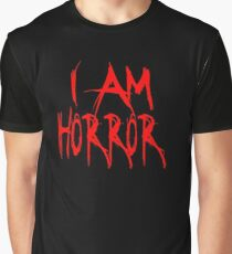 I Am Horror Graphic T-Shirt