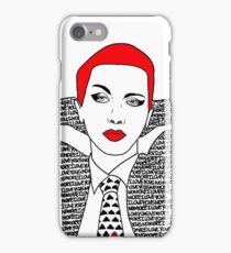Annie Lennox No More I Love Yous iPhone Case/Skin