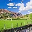 Tywyn Hills by Andy Cork