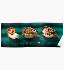 Nautilus Voyager Poster