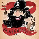 Blackbeard by Sarah Crosby