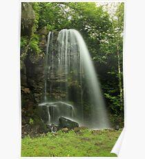 Kilfane Waterfall Poster