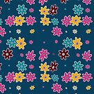 Decorative little flowers. by starchim01