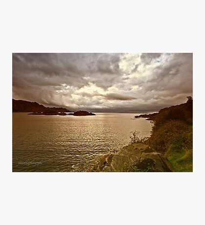 The Jacobites Last Stand (Loch Arkaig, Lochaber, Highland Council, Scotland) Photographic Print