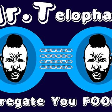Mr T-elophase (white text) by CellDivisionLab