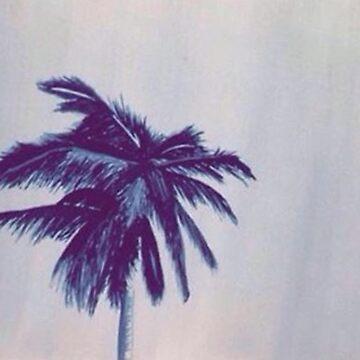 palm tree by Taylorsdrawings