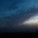 blue sky wave by imagegrabber