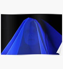 Under the Blue Shroud Poster