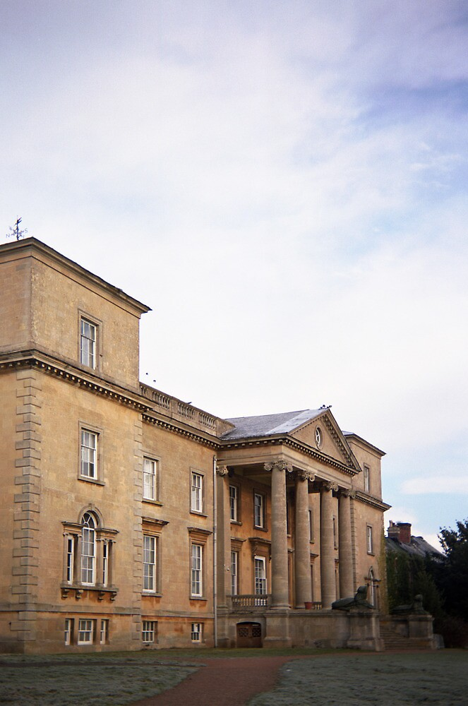 Croome Court, Worcestershire by Matthew Walters