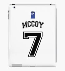 MY Doctor is Sylvester McCoy iPad Case/Skin