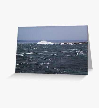 The Wild Atlantic Greeting Card