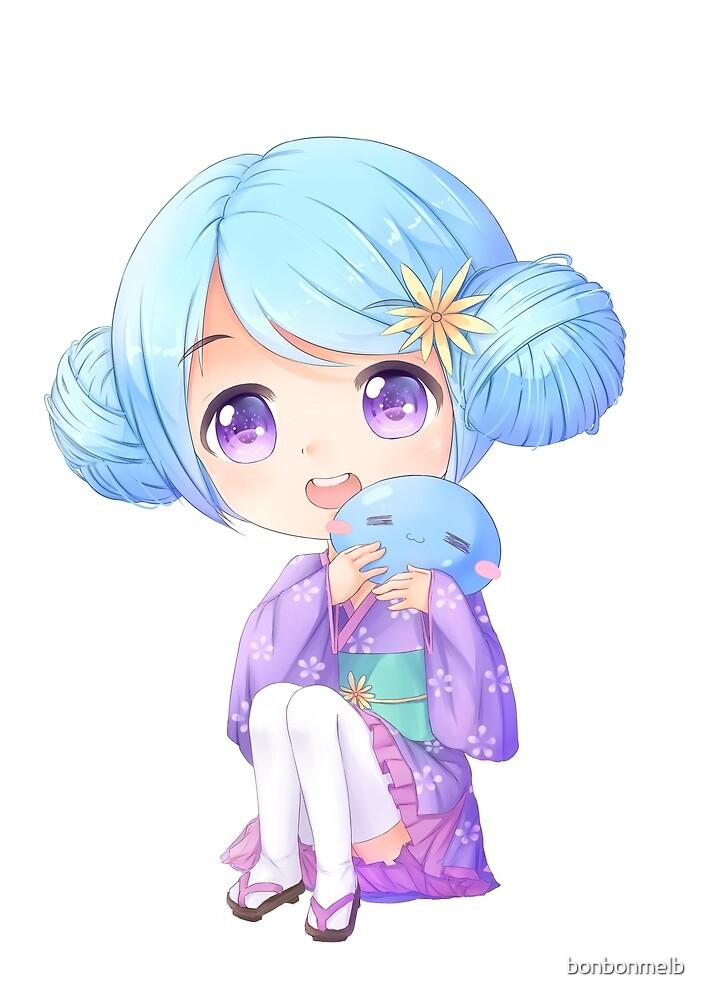 Sweet Mochi  by bonbonmelb