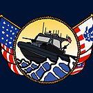 Flags Series - US Coast Guard 32 PSU TPSB by AlwaysReadyCltv