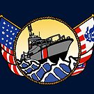 Flags Series - US Coast Guard 47 MLB by AlwaysReadyCltv